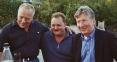 Brian Lumley und F. Paul Wilson besuchen