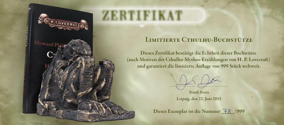Cthulhu-Buchstuetze
