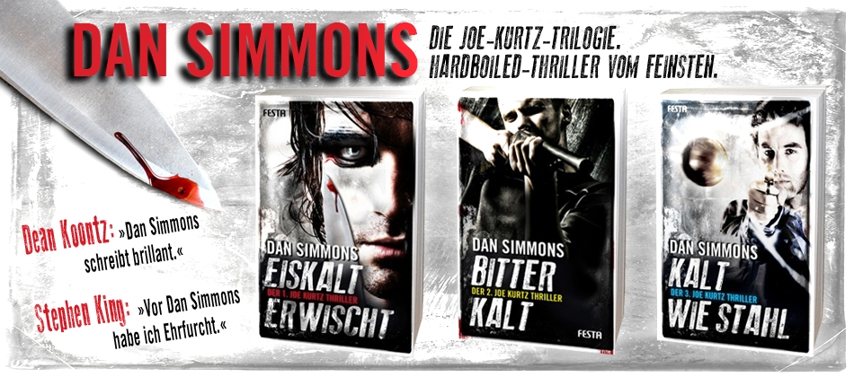 Dan Simmons - Hardboiled-Thriller vom Feinsten