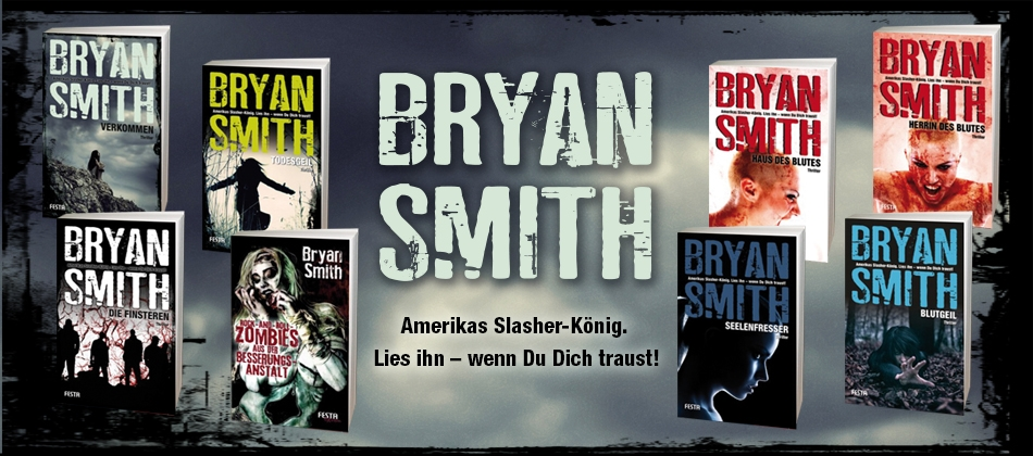 Bryan Smith - Amerikas Slasher-König