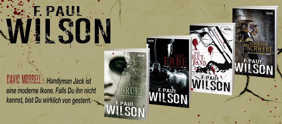 Festa Bestseller - F. Paul Wilson