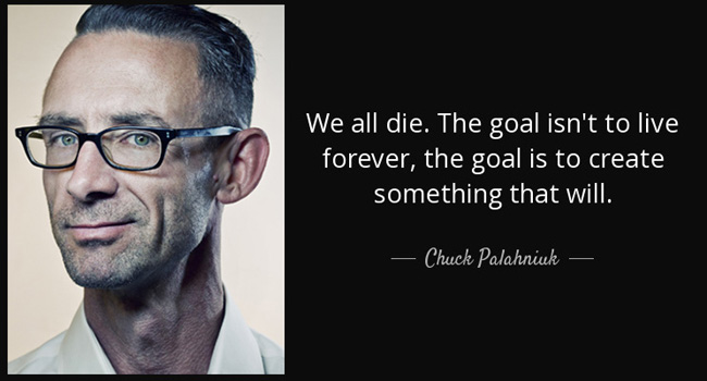 Palahniuk, Chuck