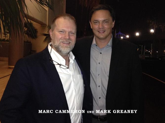Greaney, Mark