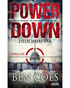 eBook - Power Down - Zielscheibe USA