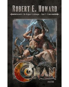 Conan - Band 2 (Paperback)