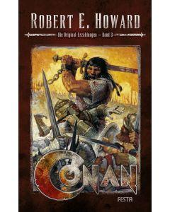 Conan - Band 3 (Paperback)