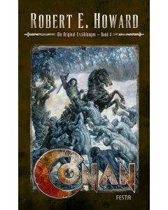 Conan - Band 4 (Hardcover)