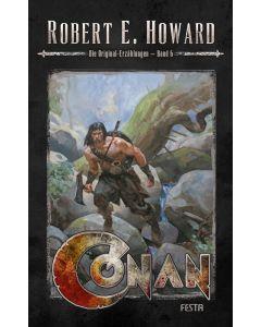 Conan - Band 6 (Hardcover)