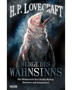 eBook - Berge des Wahnsinns - Illustriert und kommentiert