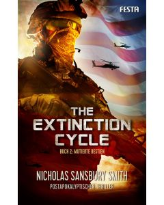 eBook - The Extinction Cycle - Buch 2: Mutierte Bestien