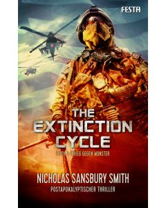 eBook - The Extinction Cycle - Buch 3: Krieg gegen Monster