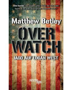 eBook - OVERWATCH - Jagd auf Logan West