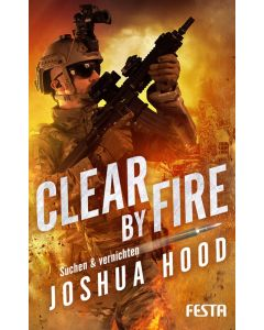 eBook - Clear by Fire - Suchen & vernichten