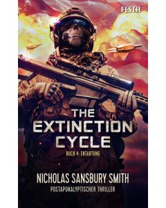 eBook - The Extinction Cycle - Buch 4: Entartung