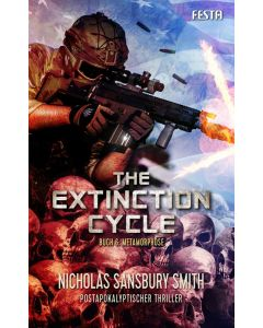 eBook - The Extinction Cycle - Buch 6: Metamorphose
