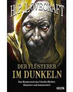 eBook - Der Flüsterer im Dunkeln - Illustriert und kommentiert