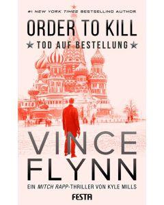 eBook - ORDER TO KILL - Tod auf Bestellung