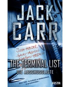 eBook - THE TERMINAL LIST - Die Abschussliste