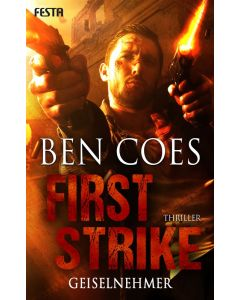 eBook - First Strike - Geiselnehmer