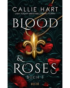 eBook - Blood & Roses - Buch 3