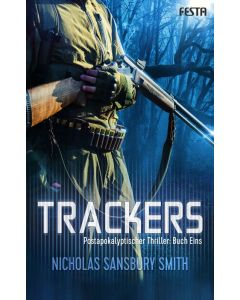 eBook - TRACKERS: Buch 1