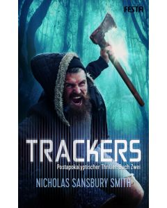 eBook - TRACKERS: Buch 2