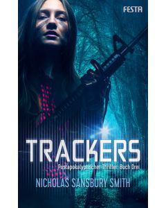 eBook - TRACKERS: Buch 3
