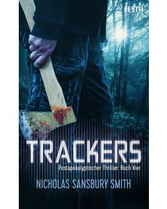 TRACKERS: Buch 4