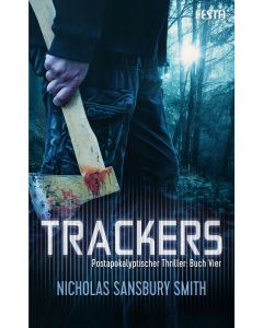 eBook - TRACKERS: Buch 4