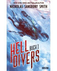 eBook - Hell Divers - Buch 1