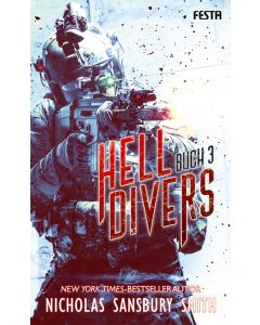 eBook - Hell Divers - Buch 3