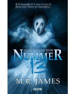 eBook - Nummer 13 - Geistergeschichten