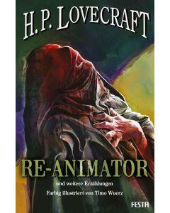 eBook - RE-ANIMATOR - und weitere Erzählungen