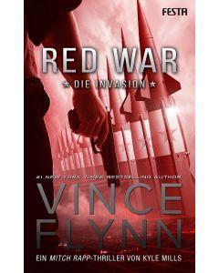 eBook - Red War - Die Invasion