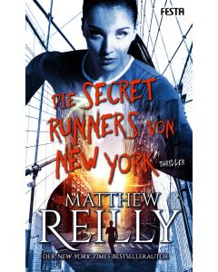 eBook - Die Secret Runners von New York