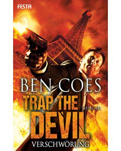 eBook - Trap the Devil - Verschwörung