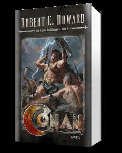 Conan - Band 2 (Hardcover)