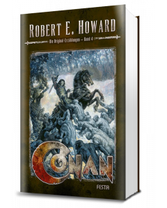 Conan - Band 4 (Hardcover)