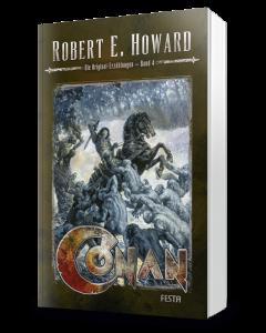 Conan - Band 4 (Paperback)