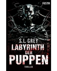 eBook - Labyrinth der Puppen