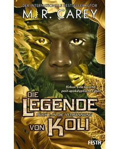 eBook - Die Legende von Koli - Buch 1: In die Verbannung