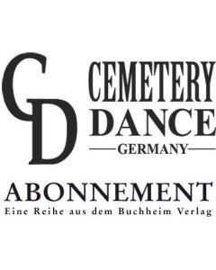 Abonnement: CEMETERY DANCE GERMANY - mit Preisvorteil