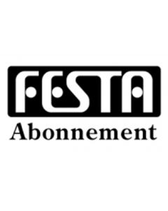 Abonnement: Festa Must Read