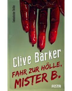 eBook - Fahr zur Hölle, Mister B.