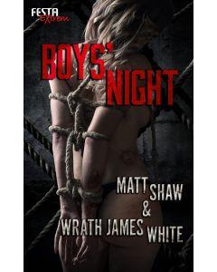 eBook - Boys' Night