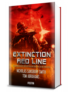 SAMMLERAUSGABE: Extinction Red Line