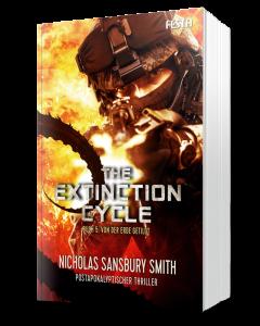 The Extinction Cycle - Buch 5: Von der Erde getilgt