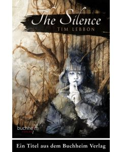 Tim Lebbon, Daniele Serra, THE SILENCE, Cover