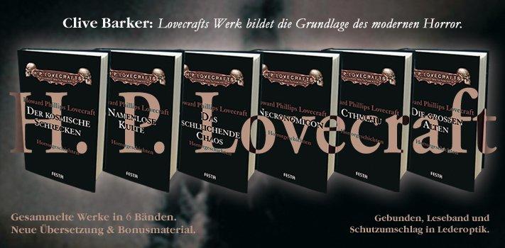 Festa Bestseller - H. P. Lovecraft